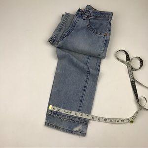 Levi's Jeans - Vintage Levi's 560 High Waist wedgie fit Jeans